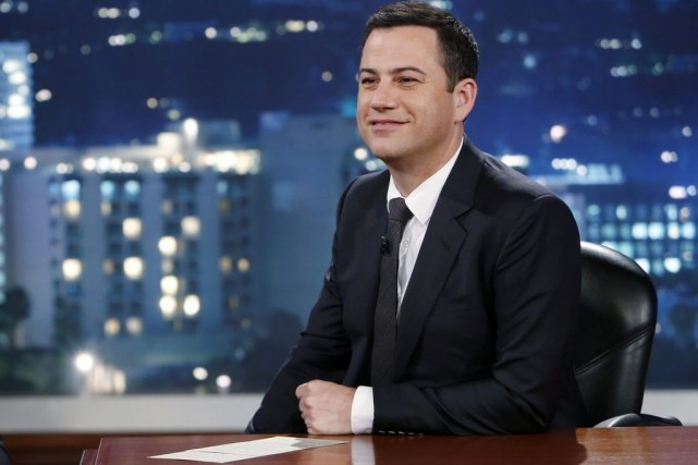 Jimmy Kimmel... (Photo: archives AP)