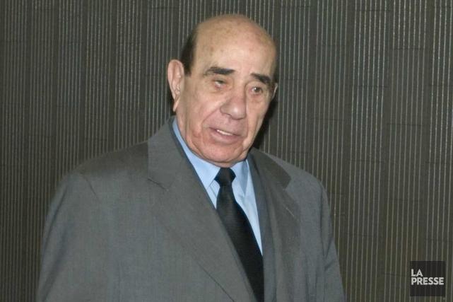 L'ancien parrain Nicolo Rizzuto.... (ARCHIVES, La Presse)