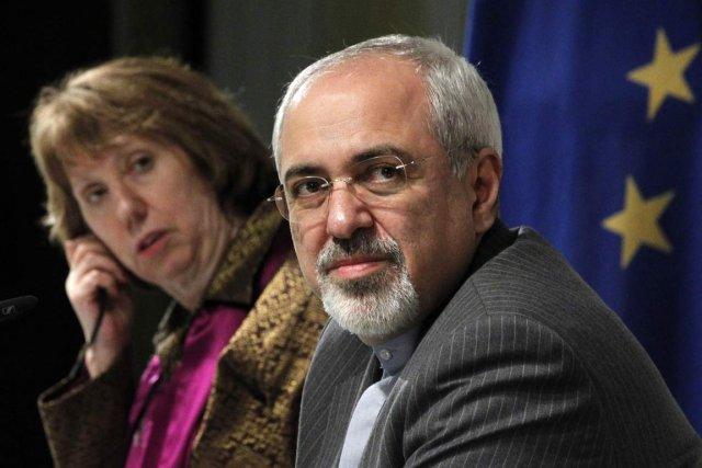 Mohammad Javad Zarif, le ministre iranien des Affaires... (PHOTO JASON REED, REUTERS)