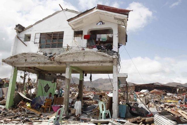 La Croix-Rouge canadienne se tient quant à elle... (Photo: Reuters)
