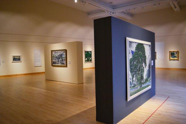 L'exposition itinérante Paysages modernes du Québec met en... (Collaboration spéciale, Brigitte Lavoie)