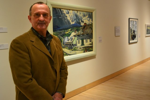 Jacques St-Gelais Tremblay, directeur général du Musée d'art... (Collaboration spéciale Brigitte Lavoie)