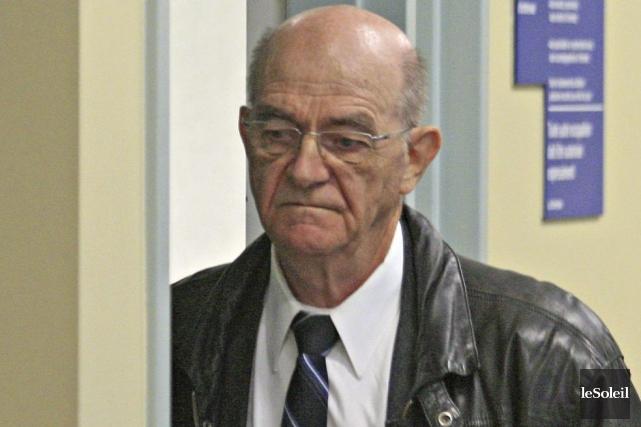 Le père rédemptoriste Jean-Claude Bergeron, 73 ans... (Photothèque Le Soleil, Pascal Ratthé)