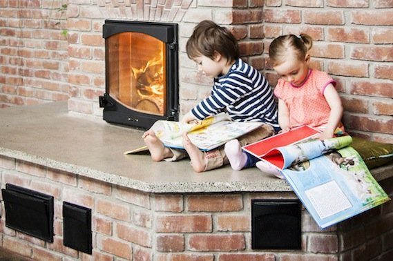un feu par jour pour chauffer la maison m lissa bradette toit et moi. Black Bedroom Furniture Sets. Home Design Ideas