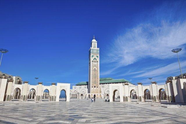 Mosquée Hassan II à Casablanca au Maroc.... (Photos.com)