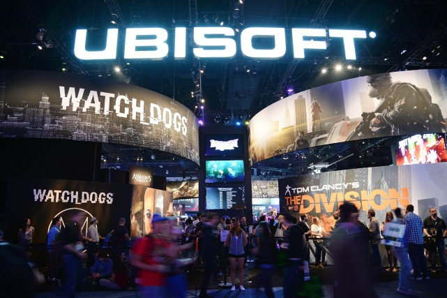 Le report du jeu phare Watch Dogs a notamment... (PHOTO ROBYN BECK, AFP)