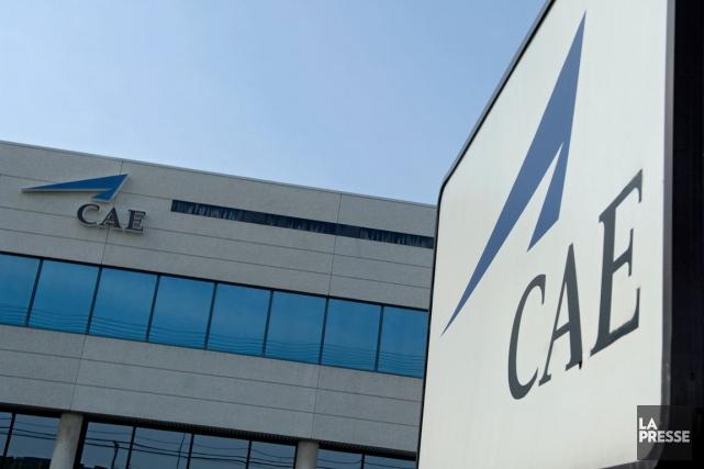 CAE ajoutera de nouvelles capacités et effectuera une... (PHOTO IVANOH DEMERS, ARCHIVES LA PRESSE)