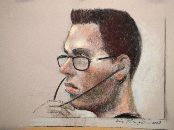 Le procès de Luka Rocco Magnotta (image) devrait... (Illustration Mike McLaughlin, archives PC)