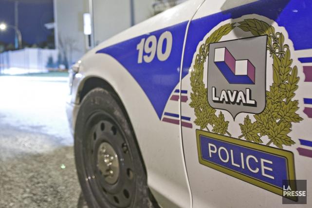 Dix adolescents, âgés de 13 à 15 ans, ont été arrêtés tôt ce matin à leurs... (Photo archives La Presse)