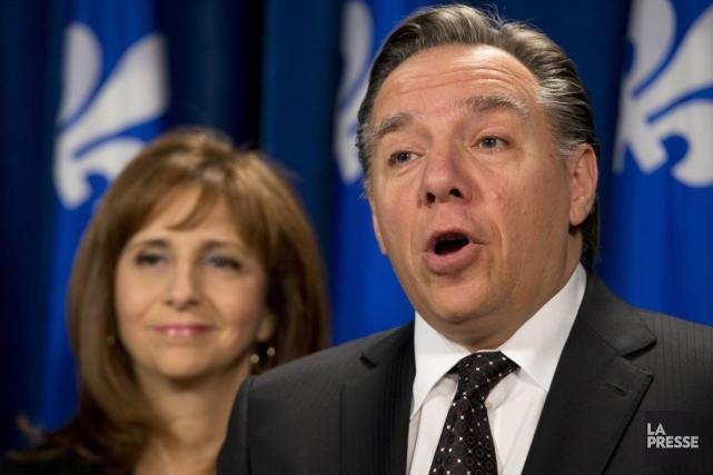 «L'ensemble du Québec a pu réaliser, au cours... (Archives La Presse Canadienne)