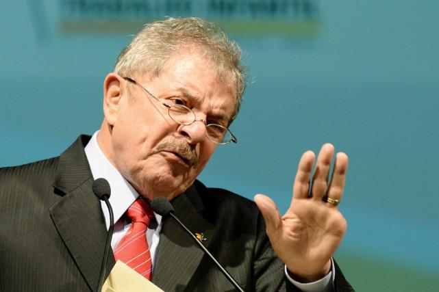 Le scandale du «Mensalao» avait failli coûter sa... (PHOTO EVARISTO SA, ARCHIVES AFP)