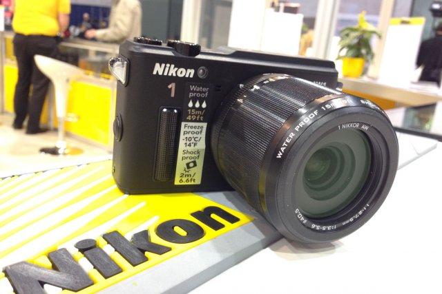 Le AW1 de Nikon, le premier boîtier à... (Collaboration spéciale, Pierre-Olivier Fortin)