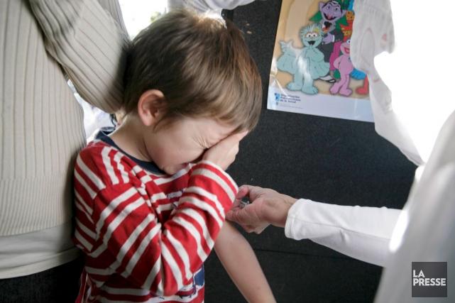 La campagne de vaccination contre le méningocoque de...