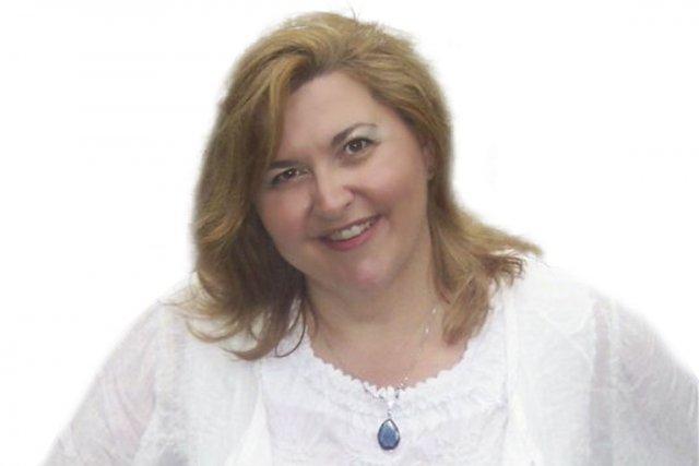 Sylvie Huard, présidente d'Harmonie Intervention...