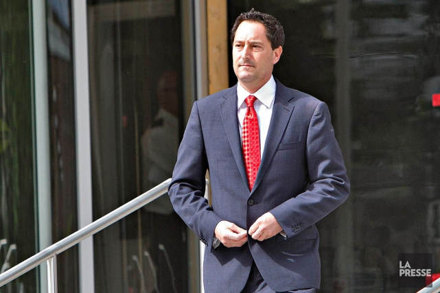 l'ex-maire de Montréal Michael Applebaum... (Photo d'ARCHIVES La Presse)