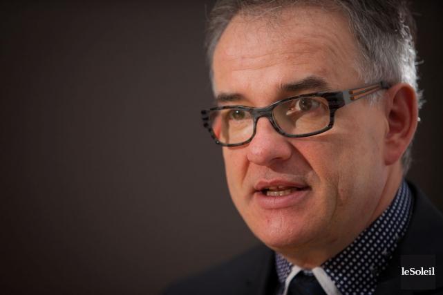 Le Dr Réjean Hébert a été ministre de... (Photothèque Le Soleil)