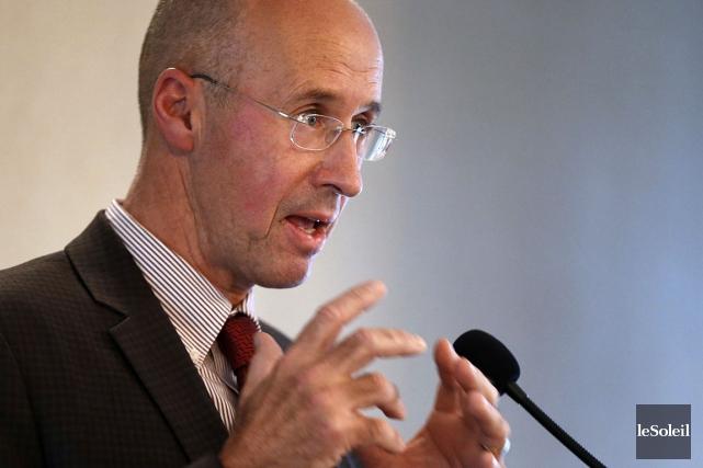 L'ancien directeur parlementaire du budget, Kevin Page.... (ARCHIVES, Le Soleil)