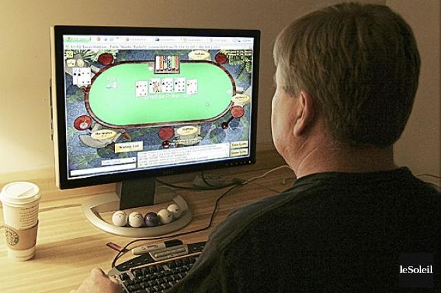 Selon l'étude, les joueurs de poker sont plus... (Photothèque Le Soleil)