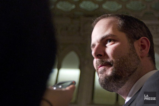 Alexandre Boulerice... (PHOTO IVANOH DEMERS, ARCHIVES LA PRESSE)