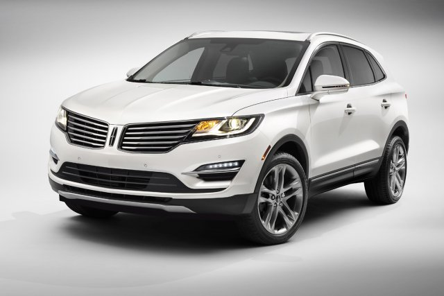 Le Lincoln MKC, en vedette au salon de... (PHOTO FOURNIE PAR FORD)