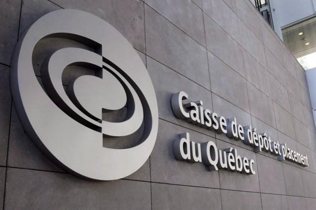 La aisse de dépôt et placement du Québec-... (Archives La Presse Canadienne)