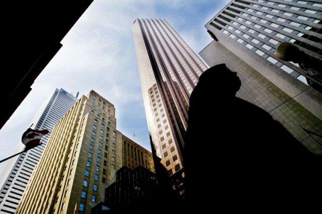 Les sociétés canadiennes ont réalisé 79,1 milliards $ de bénéfices... (PHOTO ARCHIVES LA PRESSE CANADIENNE)