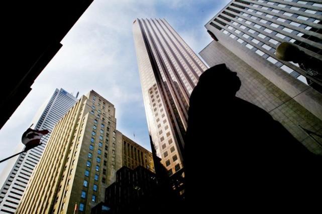 La Banque du Canada affirme que les entreprises du pays ont confiance dans les... (PHOTO ARCHIVES LA PRESSE CANADIENNE)