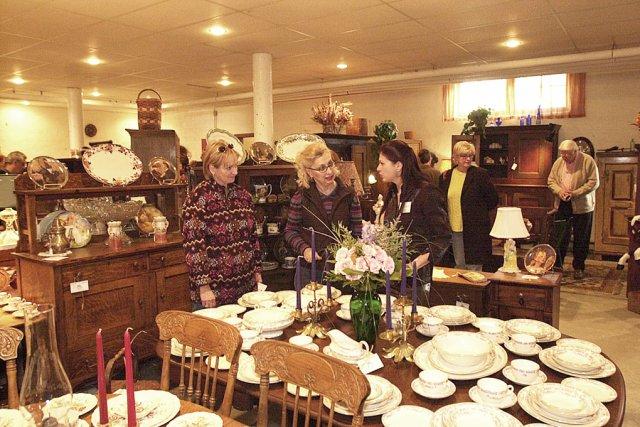 L'exposition d'antiquités d'Eastman, l'événement le plus renommé en... (photo archives La Tribune)