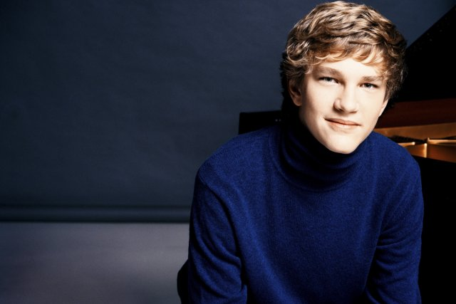 Jan Lisiecki... (Photo: fournie par l'OSM)