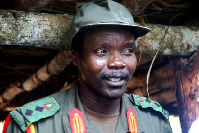Joseph Kony pourrait souffrir du diabète, selon des... (PHOTO ARCHIVES AP)