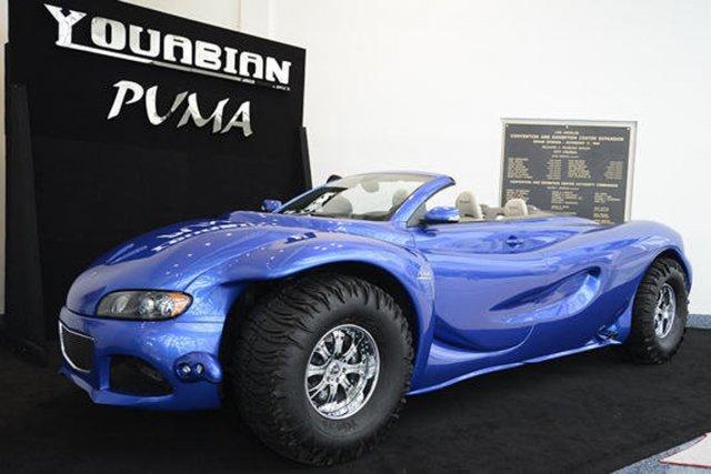 Les éventuels futurs acheteurs de la Puma Youabian... (Photo issue de Yahoo.com)