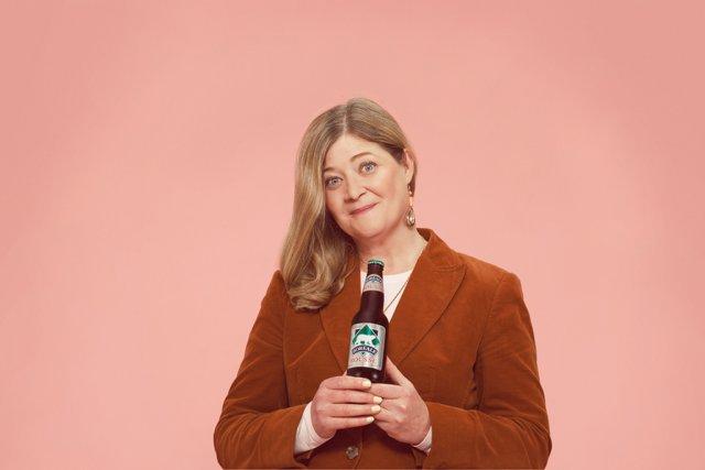 Laura Urtnowski, maman de la bière rousse... (Photo Martin Flamand (martinflamand.com)/URBANIA)