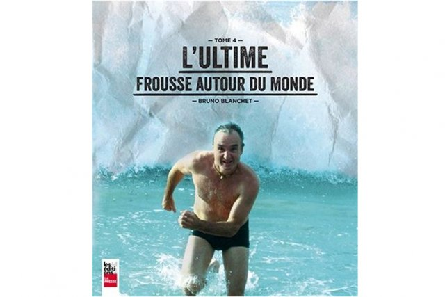 Trois ans après le dernier tome de La frousse autour du monde, le plus...