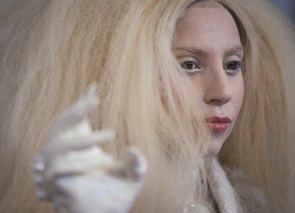 Lady Gaga... (Photo Carlo Allegri, Reuters)