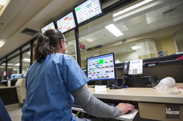 L'un des plus importants investissements dans le milieu de la santé au Québec,... (PHOTO OLIVIER PONTBRIAND, LA PRESSE)