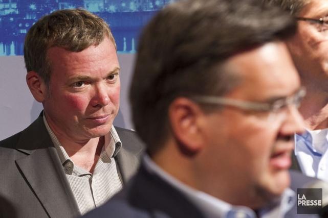 Pendant la campagne électorale, Denis Coderre avait proposé... (Photo: Hugo-Sébastien Aubert, La Presse)