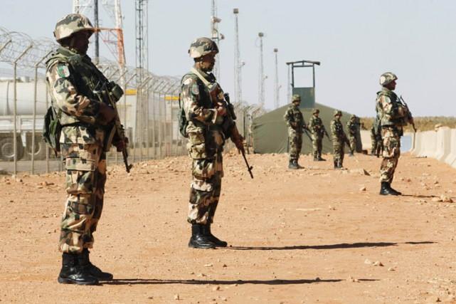 Neuf islamistes armés ont été tués lundi par l'armée à Tamanrasset, 2000 km au... (Photo: Reuters)