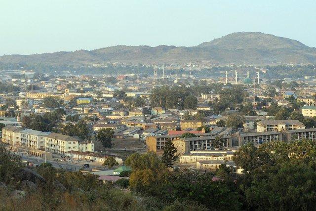 Vue de Jos, la capitale del'État du Plateau.... (PHOTO PIUS UTOMI EKPEI, ARCHIVES AFP)