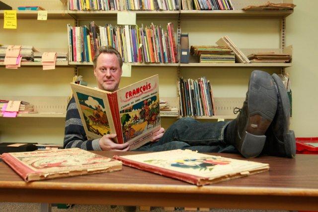 Le professeur Sylvain Lemay... (Patrick Woodbury, LeDroit)