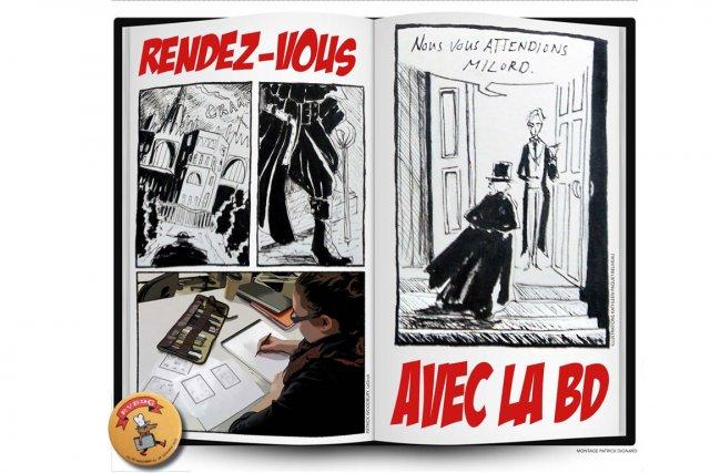 Du 29 novembre au 1er décembre prochain, la BD est à l'honneur à Gatineau. De... (Montage, LeDroit)