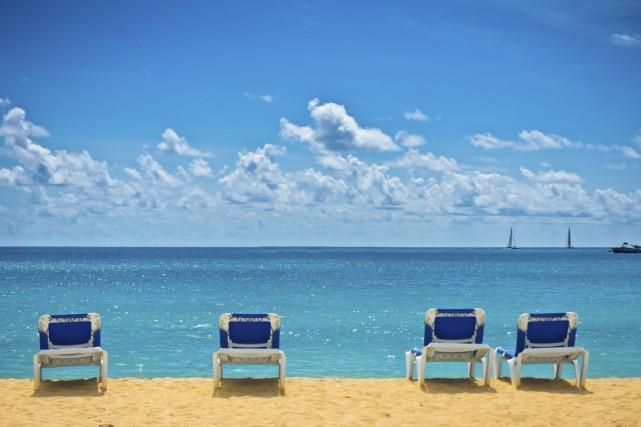 Saint-Martin, Antilles... (Photo Digital Vision/Thinkstock)