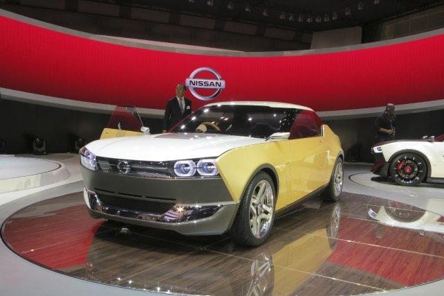 Les designers de Nissan ont fait un petit... (Photo Éric Descarries, collaboration spéciale)