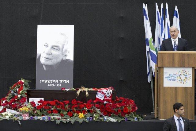Le premier ministre Benjamin Netanyahu a prononcé un... (Photo: AFP)