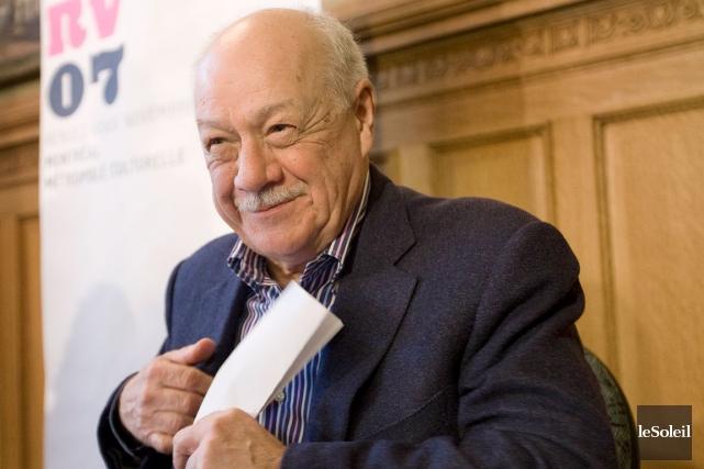 L'ancien grand patron de l'Association touristique de Montréal,... (Photothèque Le Soleil, Pascal Ratthé)
