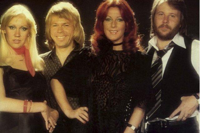 Agnetha Fältskog, Björn Ulvaeus, Anni-Frid Lyngstad et Benny... (Photo: fournie par le groupe)