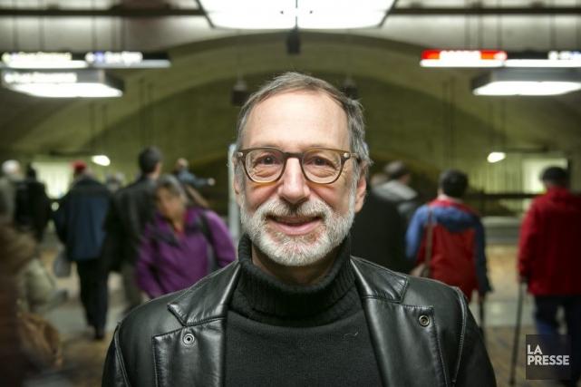 Michel Labrecque... (Photo Marco Campanozzi, La Presse)