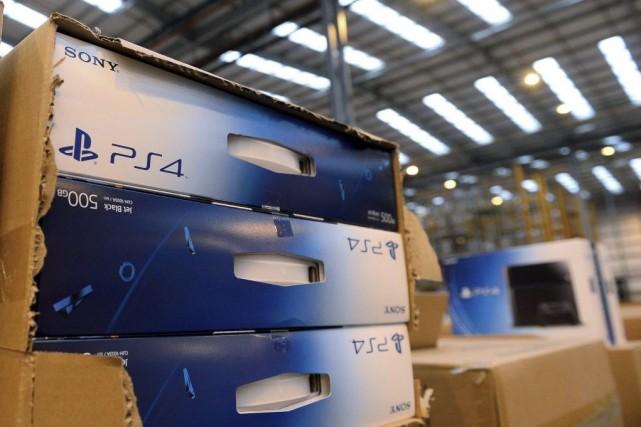 Alors que l'importation de consoles étrangères en Chine... (PHOTO ANDREW YATES, ARCHIVES AFP)