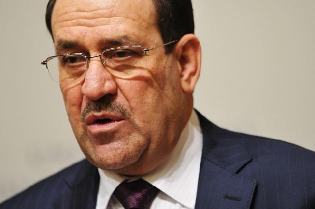 Le gouvernement du chiite Nouri al-Maliki mène depuis... (PHOTO MANDEL NGAN, ARCHIVES AFP)