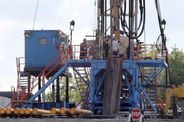 L'exploitation des gaz de schiste soulève les craintes... (Photo Keith Srakocic, AP)