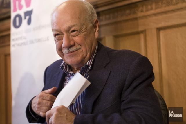 Charles Lapointe,l'ex-PDG de Tourisme Montréal.... (Photo Ivanoh Demers, archives La Presse)